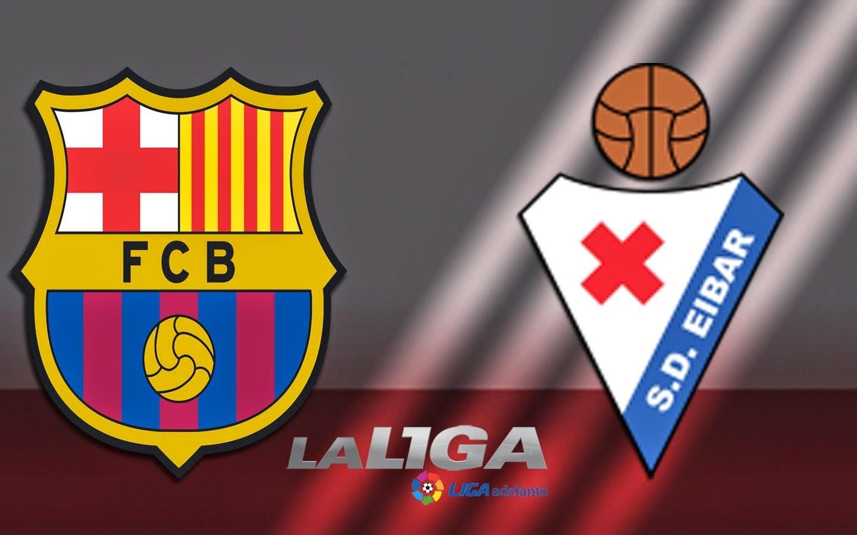 Prediksi Skor Barcelona vs Eibar 19 Oktober 2014