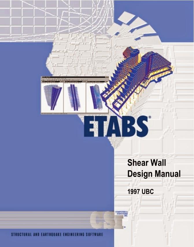 Wall Design Etabs : Shear wall design manual etabs learning tutorial