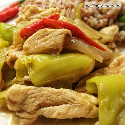 Cooking chili chicken halal food recipe quick and easy recipes cooking chili chicken halal food recipe forumfinder Images