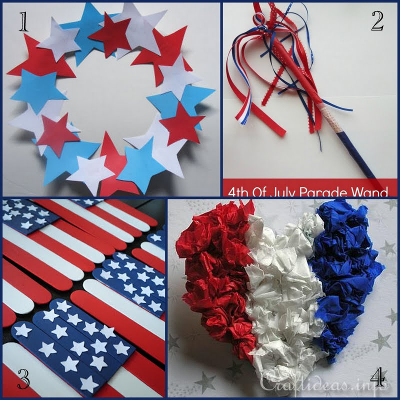 4th of july crafts for preschoolers pinterest