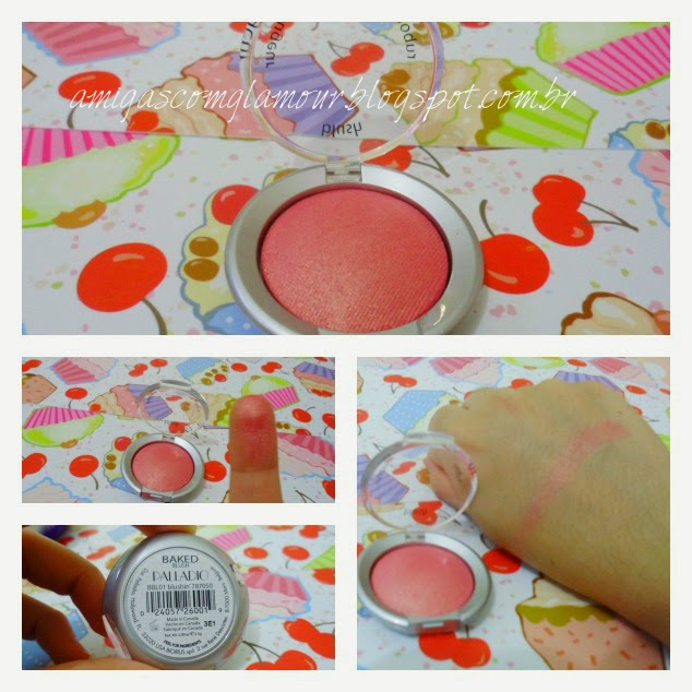 blush baked palladio