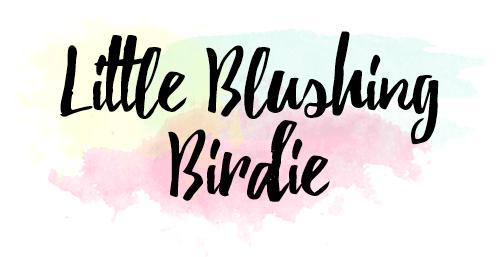 Little Blushing Birdie