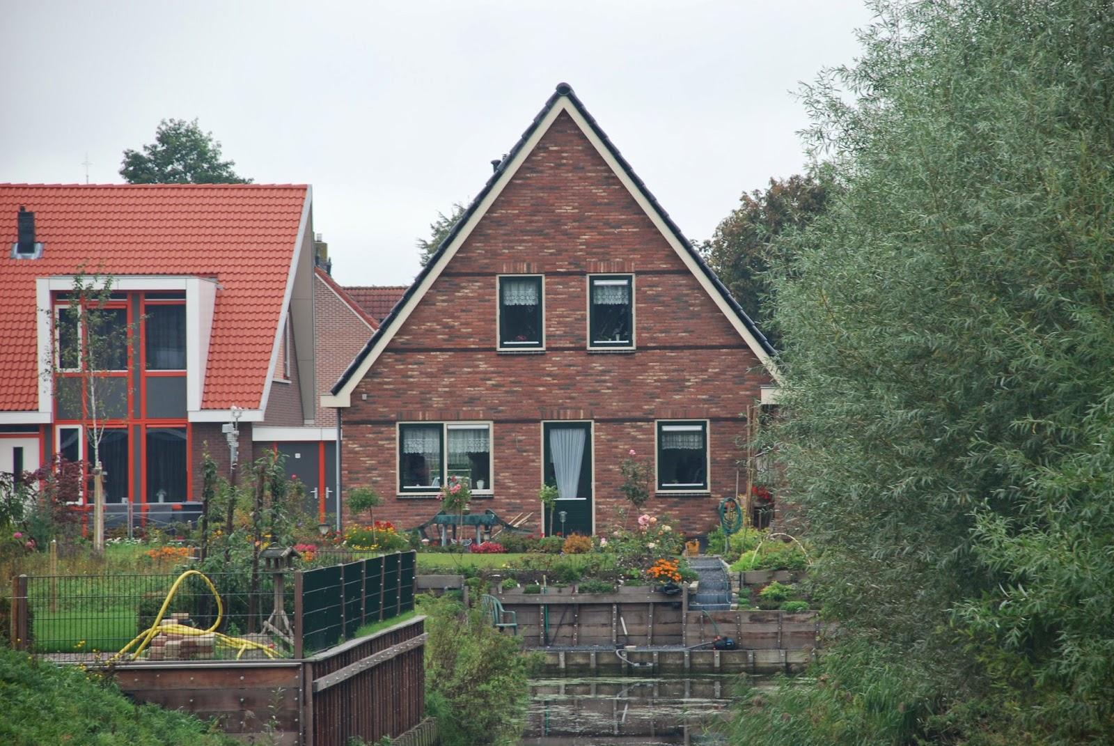 Te koop de blauwe lely 27 vrijstaande woning hem for Huizen te koop friesland