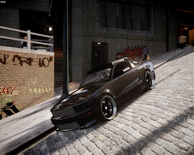 GTA IV - Ford Mustang GT Lowlife
