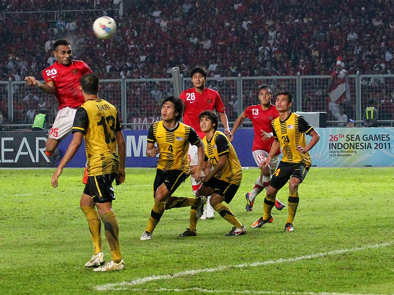 Indonesia vs Malaysia Friendship Match Today 14th sep 2014