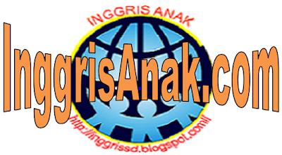 BAHASA INGGRIS ANAK INDONESIA