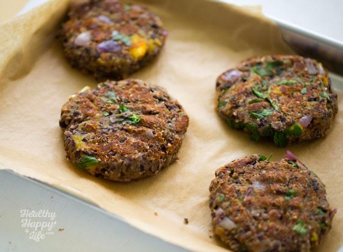 Black bean burgers easy recipes