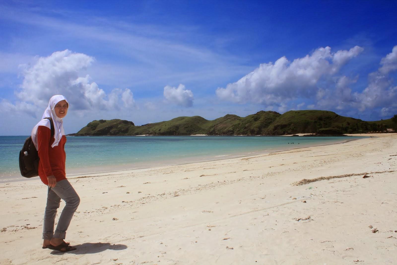 Tanjung aan, Lombok Tengah