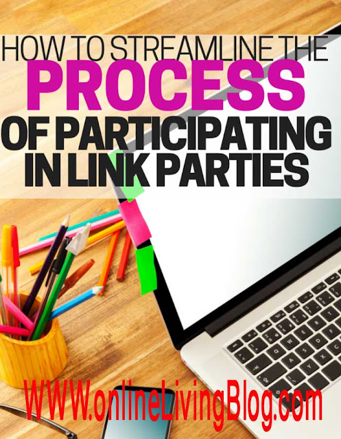 8 Effective Use of Linky Parties To Promote Blog