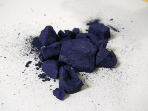 How to use Indigo powder to whiten up the skin | Just ...