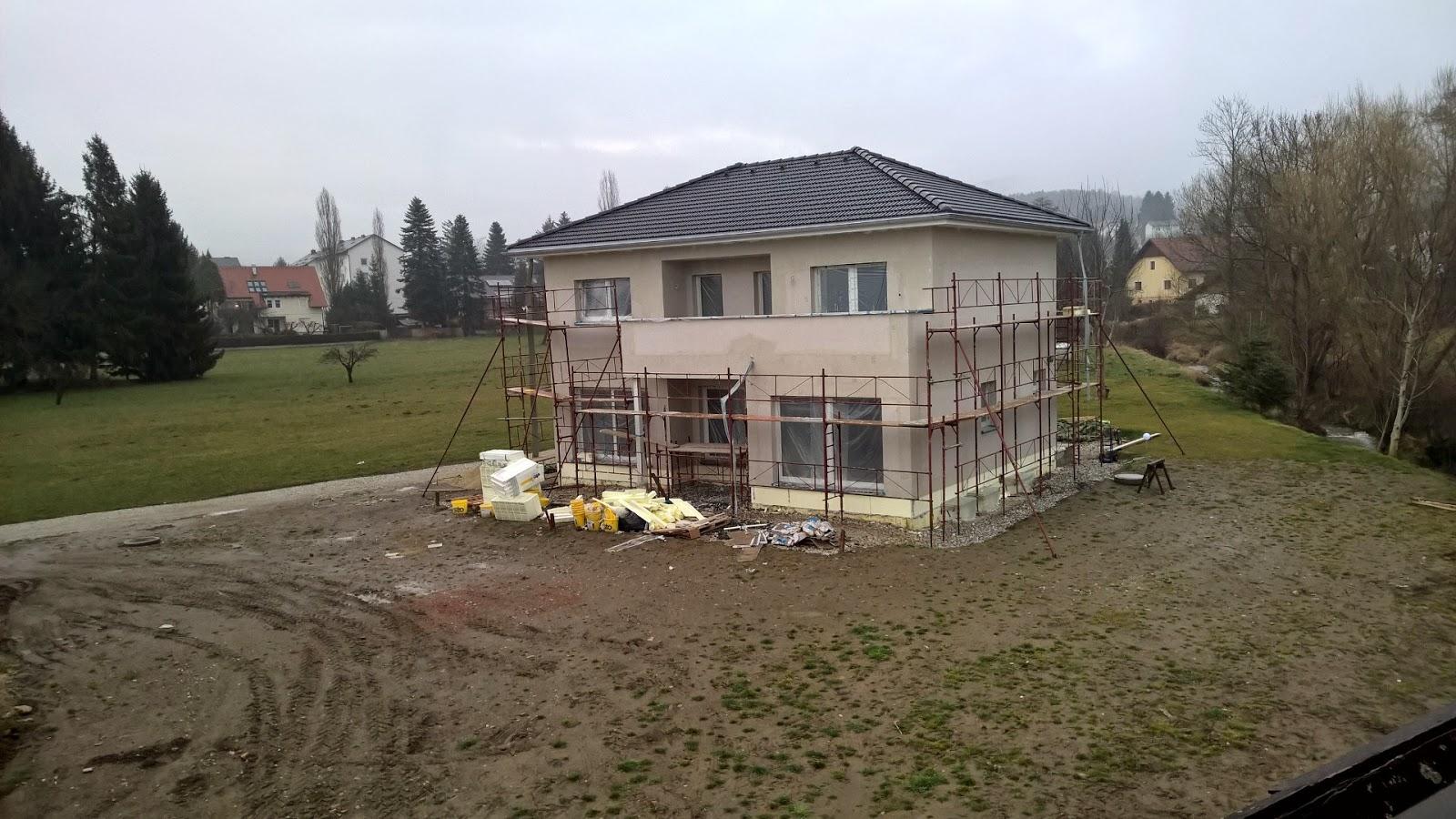 Entzückend Hanlo Haus Dekoration Von Heute Gingen Die Arbeiten An Der Fassade