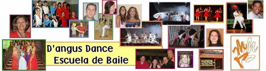 Escuela de baile D'Angus Dance Madrid