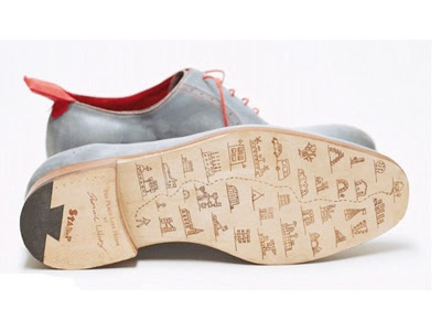 GPS pada kasut