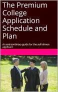 Get Into College Blog Premium College Application Schedule Plan