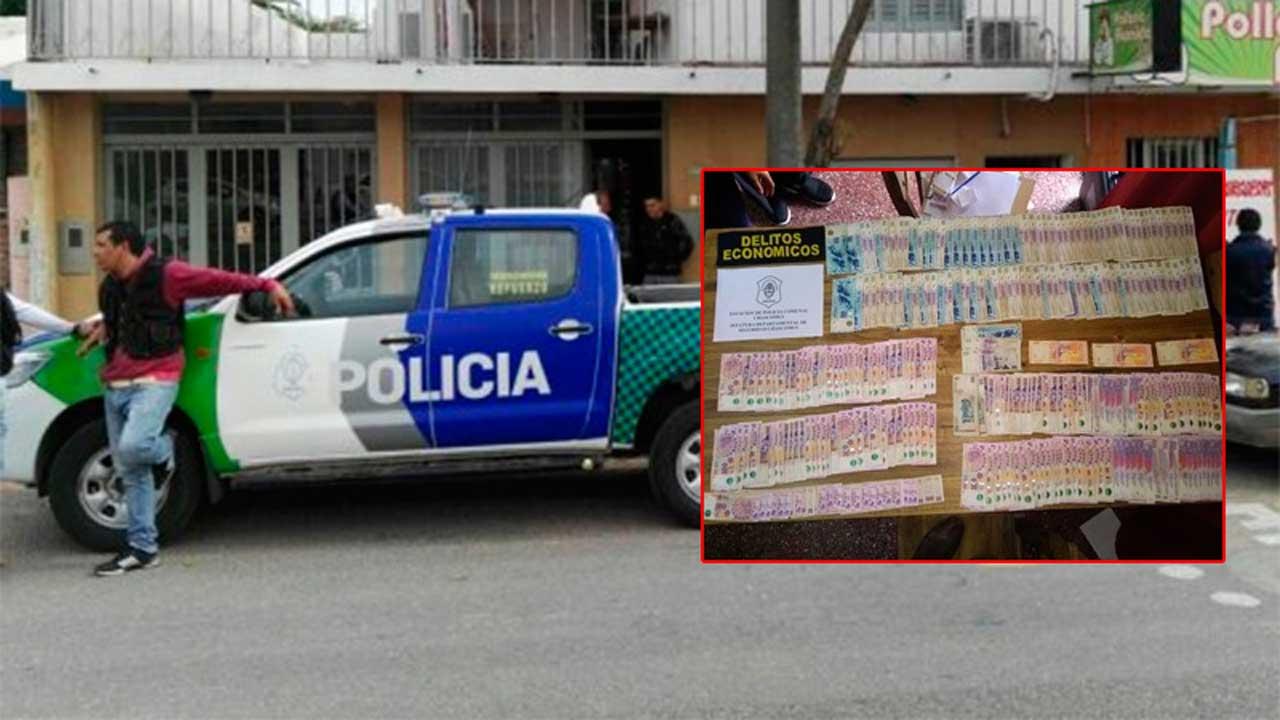 Cuento del tío / Secuestran importante suma de dinero tras ...