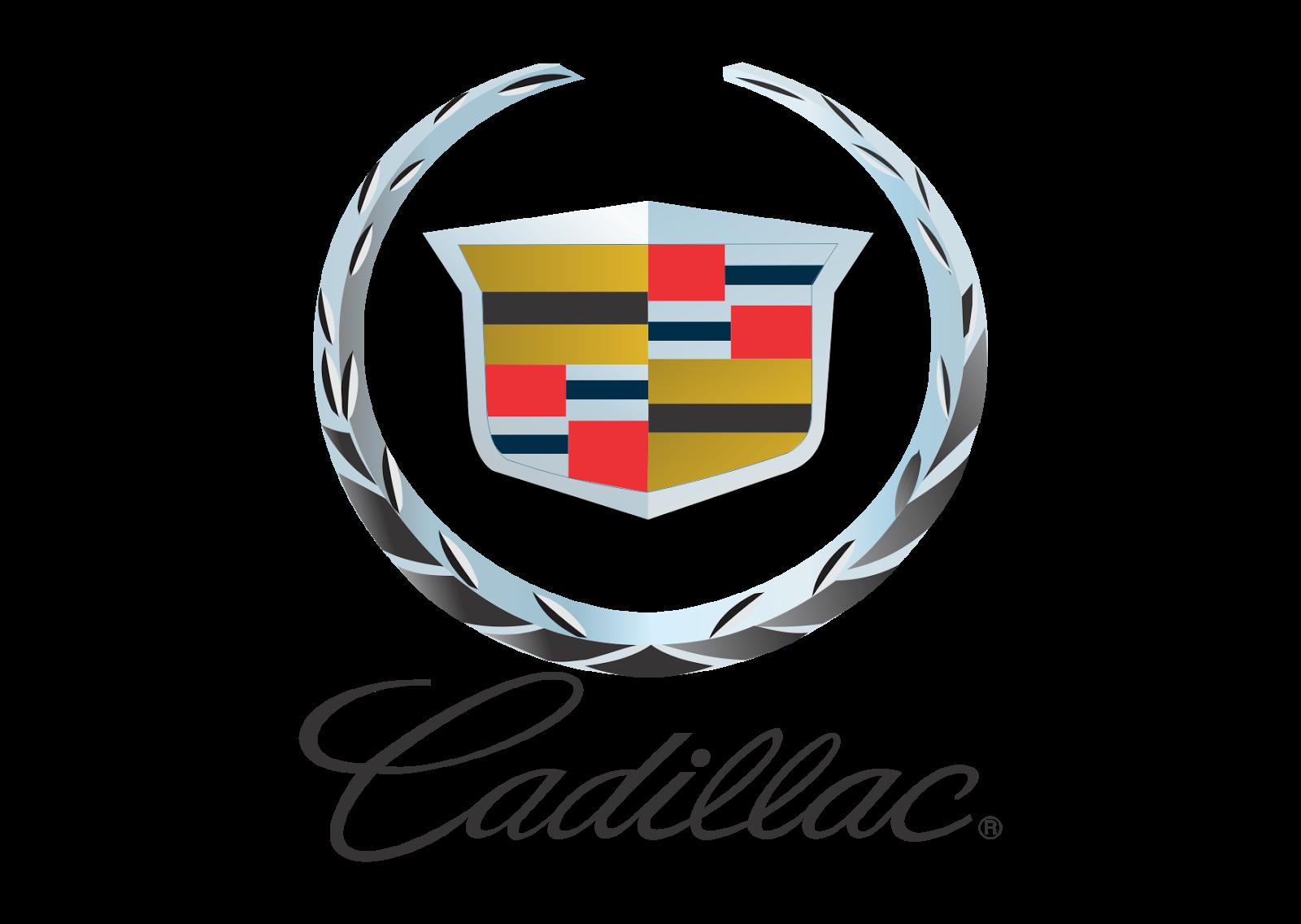 Cadillac logo 2015