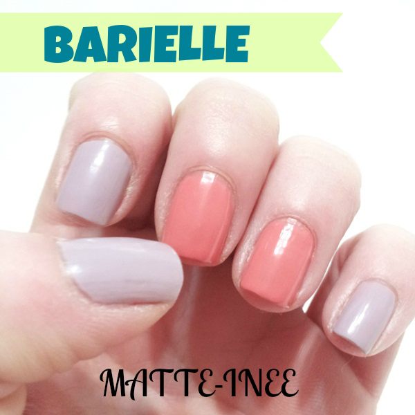 Barielle Matte Top Coat