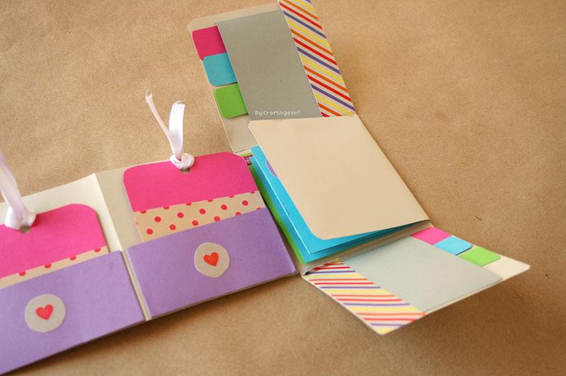 Craftingeek papel de puntos imagui - Papel decorativo manualidades ...
