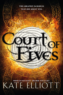 Review: Court of Fives by Kate Elliott