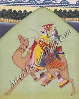 Dhola maru the legendary lovers rajasthan