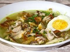 cara membuat soto ayam lamongan