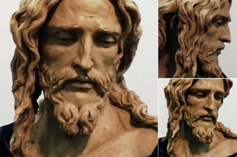 Resultado de imagen de José Antonio Navarro Arteaga, Nuestro Padre Jesús en su Prendimiento