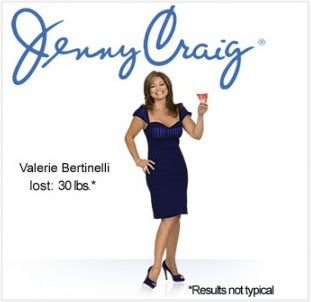 The Jenny Craig Diet