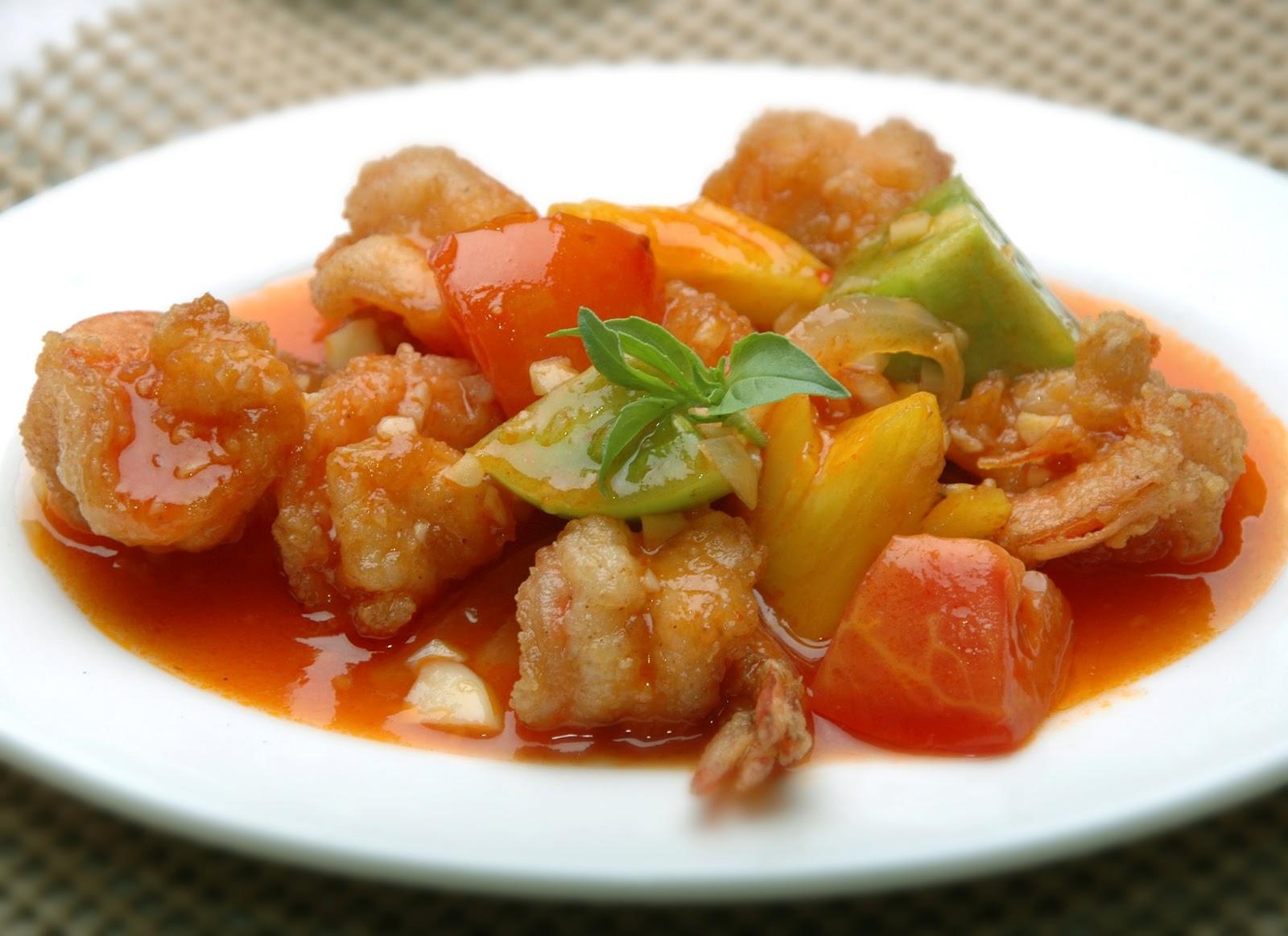... , Resep Masakan Bakso Ayam Udang Goreng Aneka Resep Masakan | elHouz