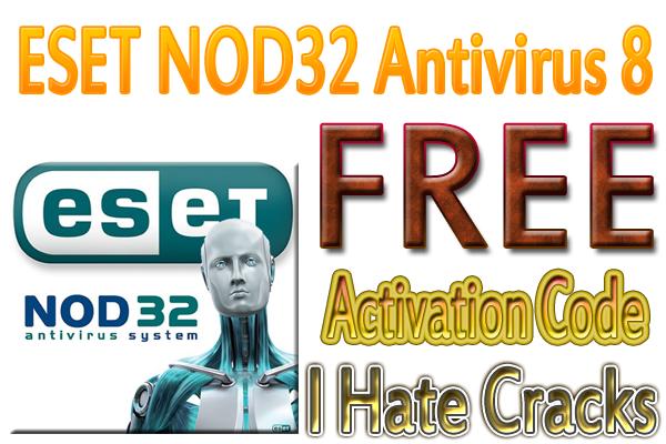 activation key eset nod32 antivirus 8 gratis