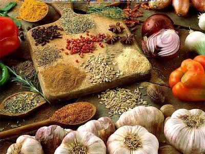 Image result for bahan dapur bisa melindungi dari flu\
