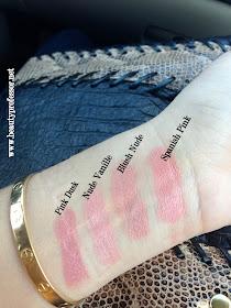Beauty Professor: Pale Tom Ford Lipsticksa Love Story