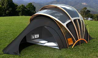 Future Camping Tent