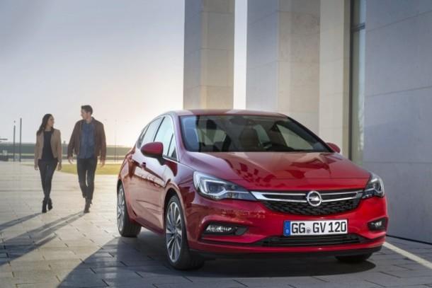 Conheça o novo Astra com motor 1.4 turbo de 145 cv