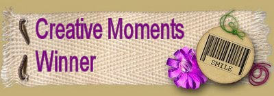 Creative Moments Winner