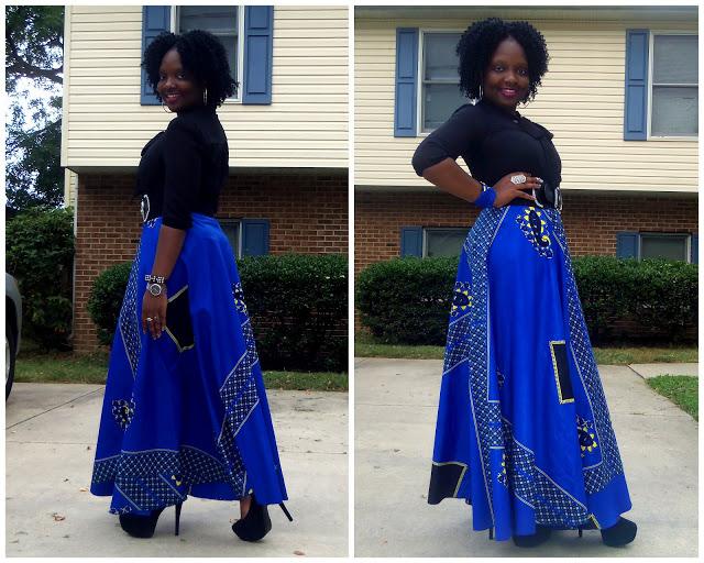kakki african prints maxi dresses and skirts