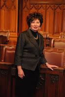Senator Claudette Tardif