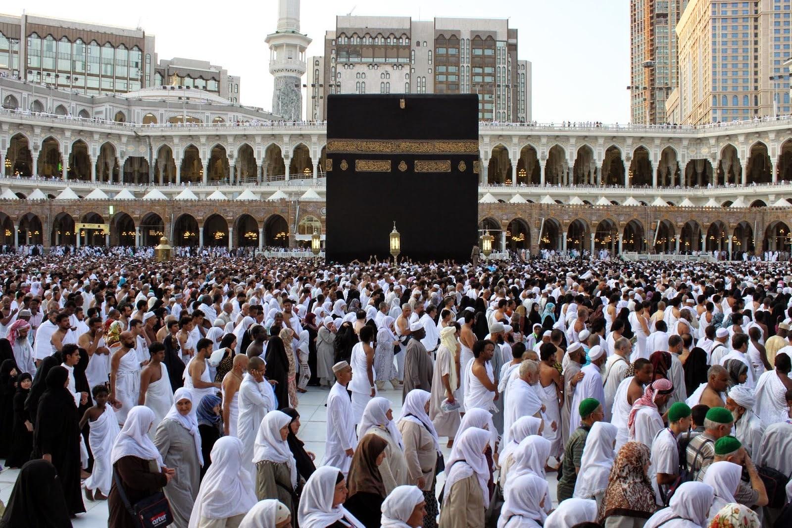 Inilah Tips Agar Jamaah Haji Tidak Kesasar di Makkah