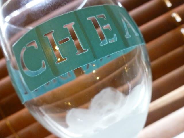 custom wine glass diy