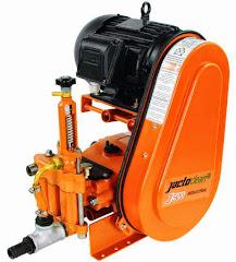 Lavadoras de alta pressão JactoClean facilitam a limpeza doméstica