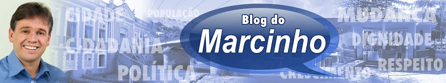 Blog do  Marcinho