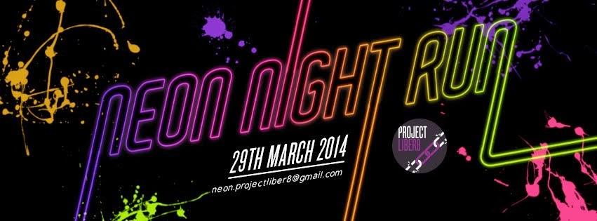Liber8 Neon Night Run 2013