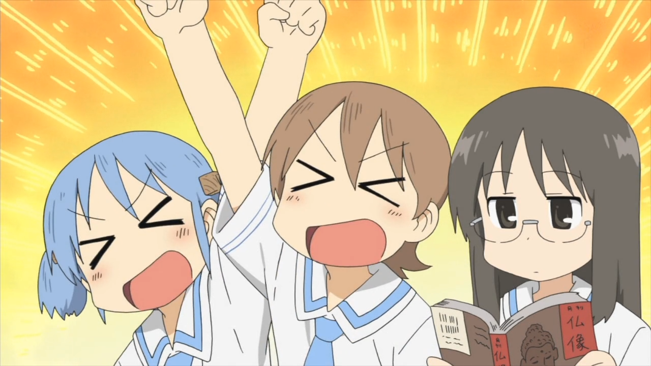 Nichijou subtitle indonesia completed 1 26 episode