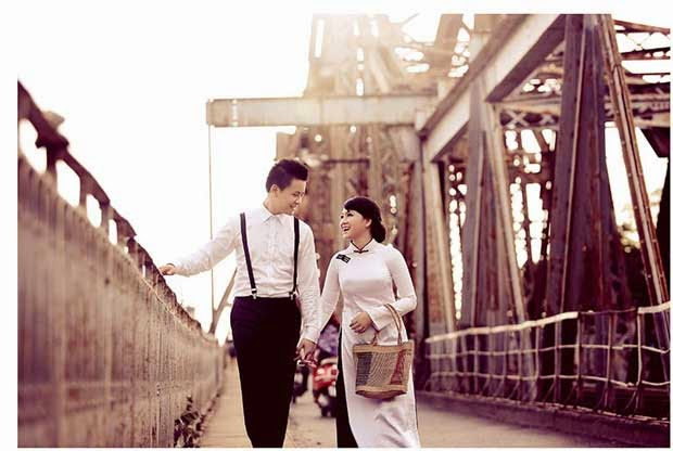 Địa điểm chụp ảnh cưới đẹp ở Hà Nội