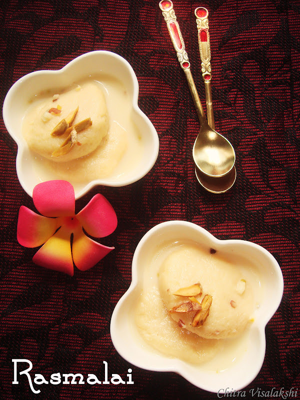 how to make rasmalai in home
