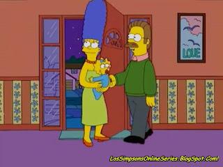 BART LE COGE A MARGE, MARGE DESNUDA, MARGE CHUPANDOLE A HOMERO,,Bart Tiene Dos Mamás