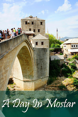 Travel the World: A day trip from Croatia to Mostar in Bosnia and Herzegovina.