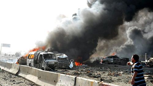 Syria thề trở thành 'mồ chôn kẻ xâm lược'