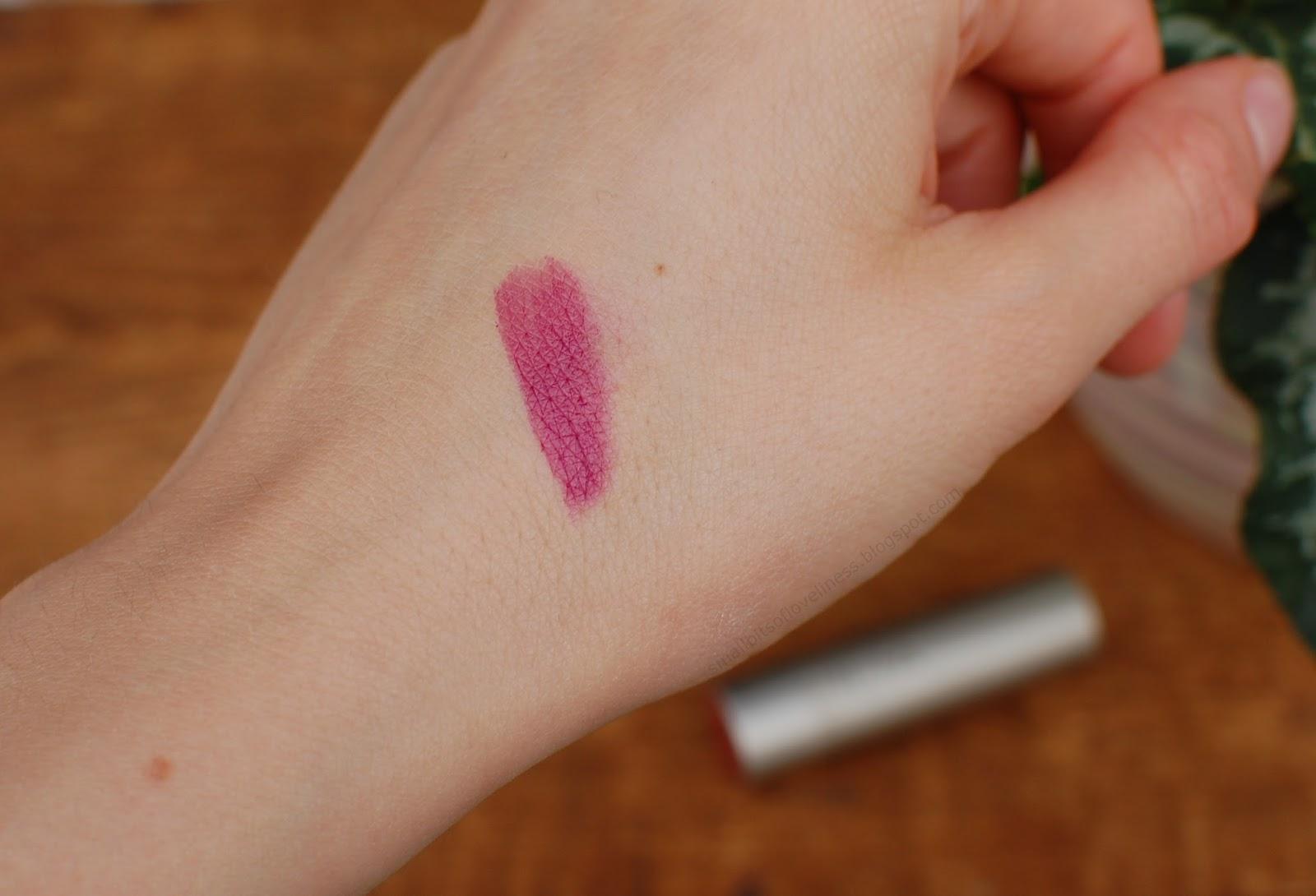 Ilia Beauty Ink Pot swatch