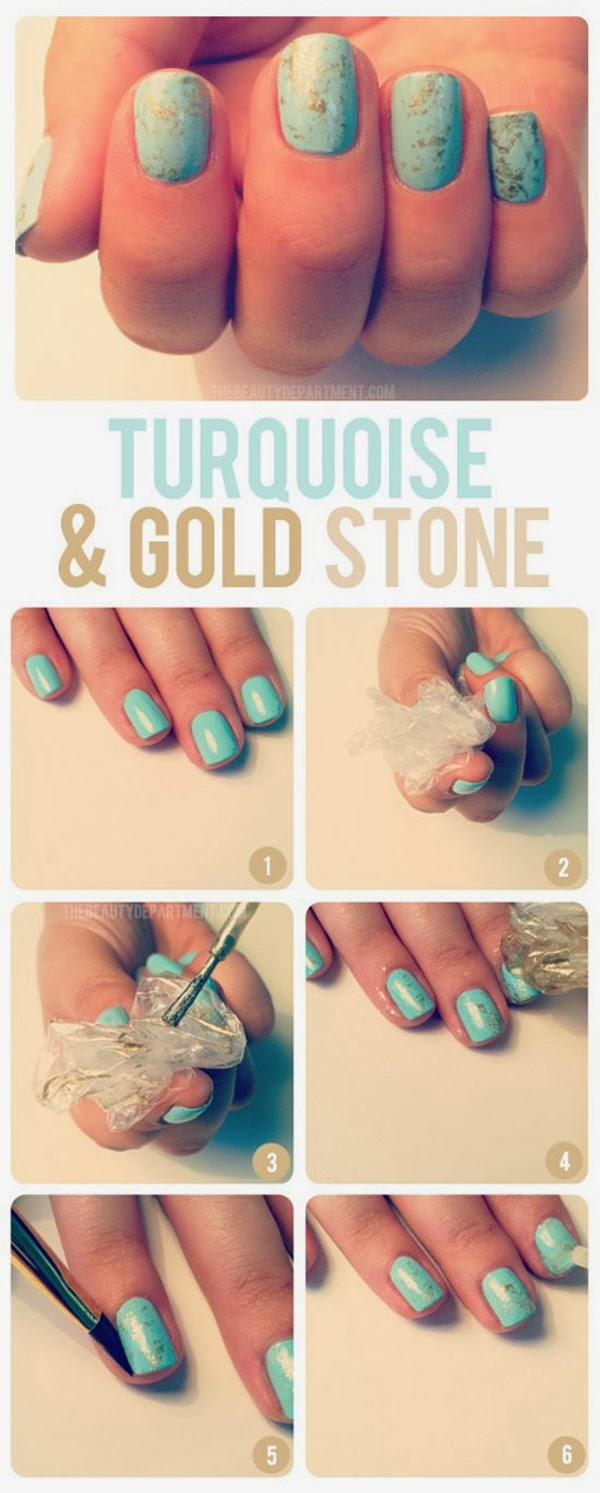 Tutorials for decorating your nails...