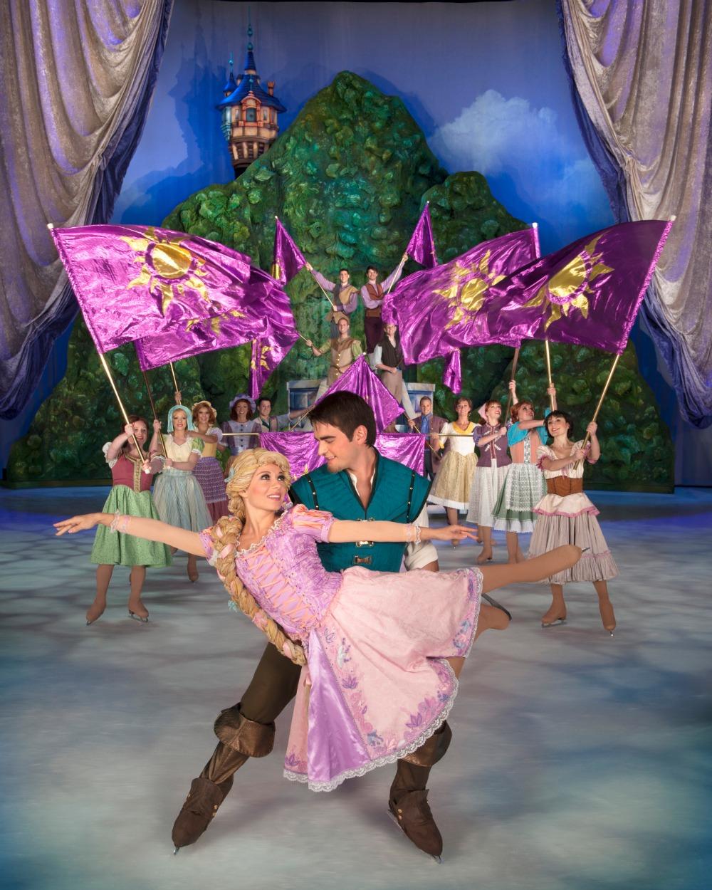 Disney On Ice Tangled
